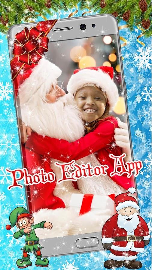santa and his elves christmas photo editor 15 screenshot 6
