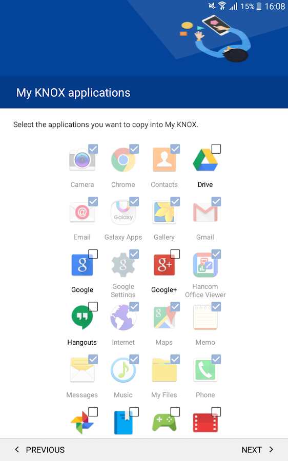 Samsung My Knox 2 0 18 APK Download - Android Productivity Apps