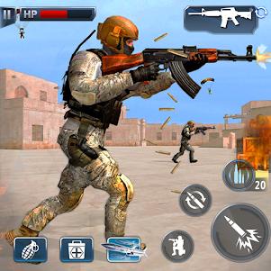 Special Ops 2020: Encounter Shooting Games 3D- FPS 1.0.9 screenshot 1
