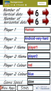 Dots and Boxes - Squares (Classic Board Games)  screenshot 7