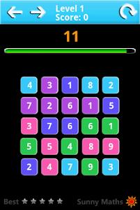 Sunny Maths 1.6 screenshot 2