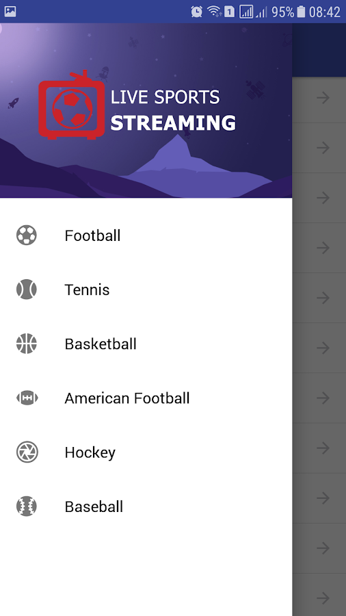 Acestream Sports Live 1 0 1 APK Download - Android Sports Games