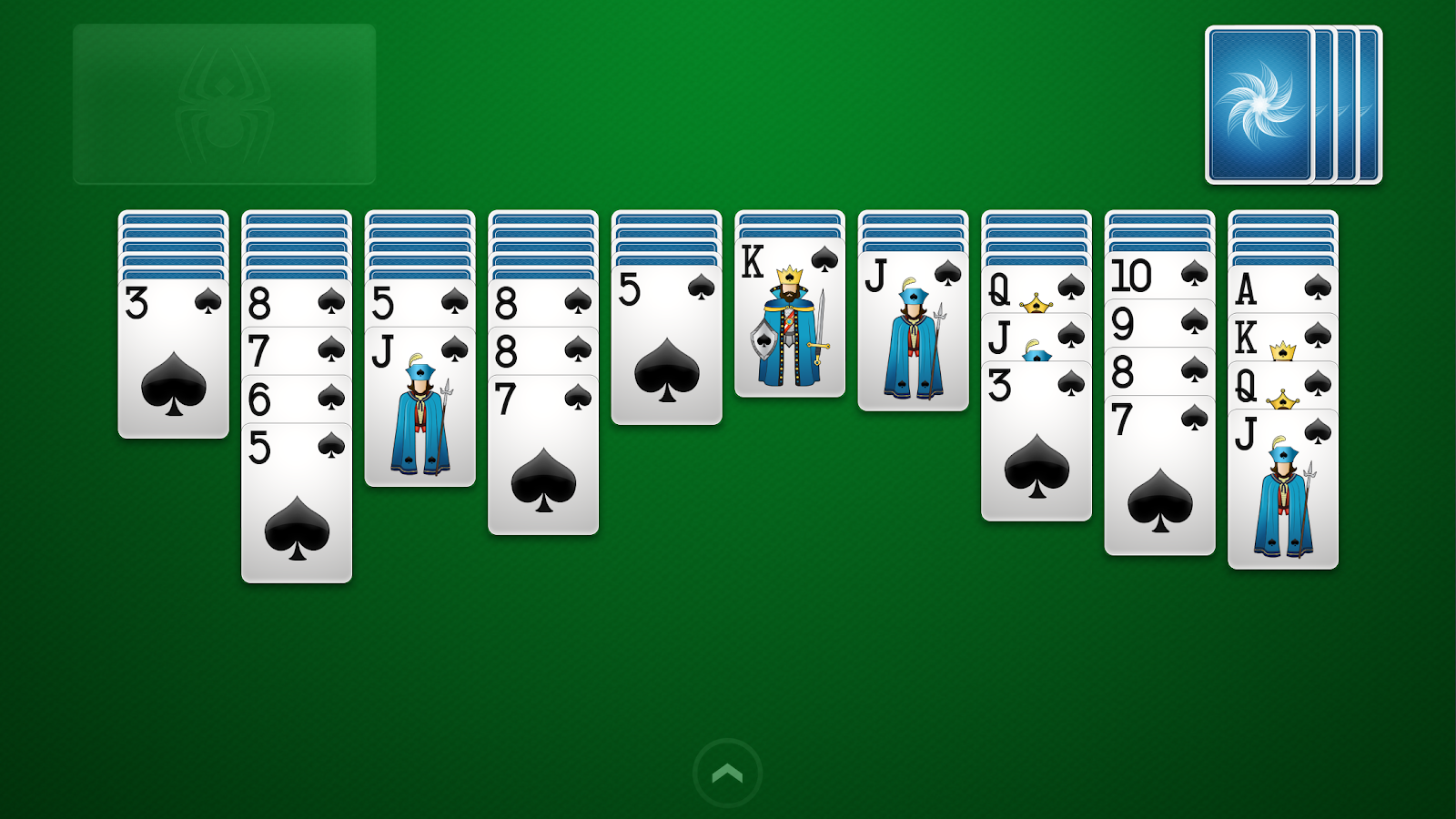 Spider Solitaire Apk Download Android Card Games Album Kartu Yu Gi Oh Duelist File