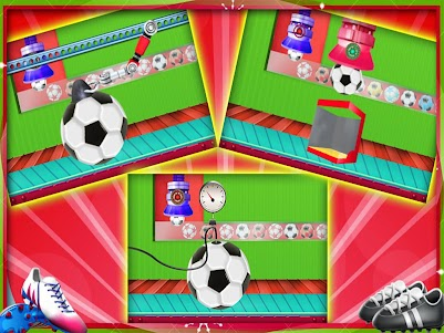 Hero Foot ball Factory Sports Shop 1.1 screenshot 20