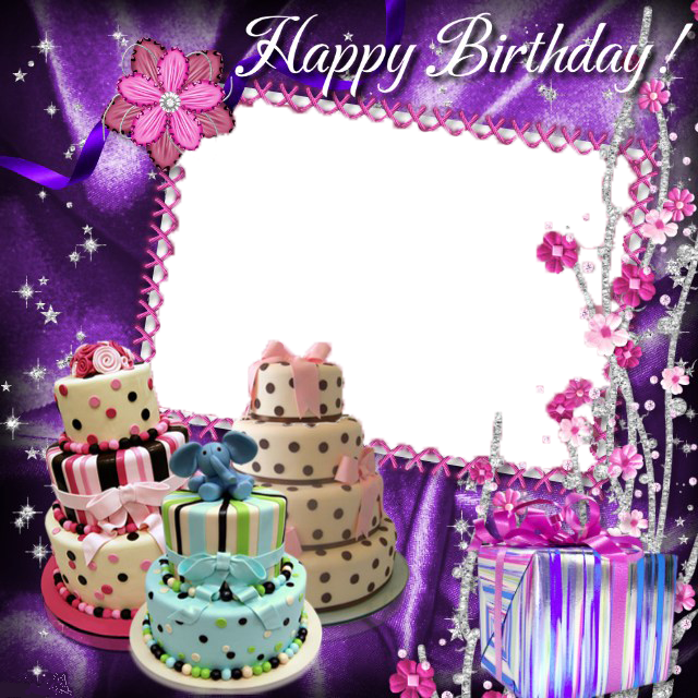 Birthdays Photo Frame & Cards. 1.1 APK Download - Android ...
