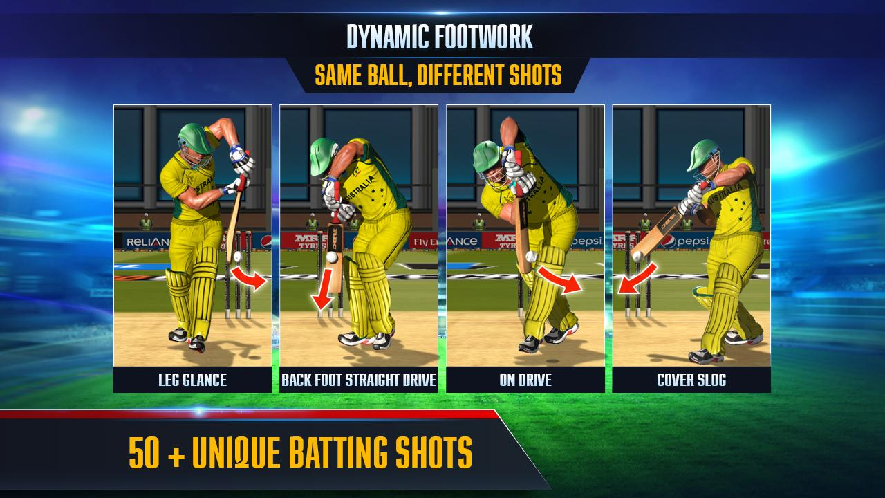 ICC Pro Cricket 2015 2 0 23 APK Download - Android Sports Games