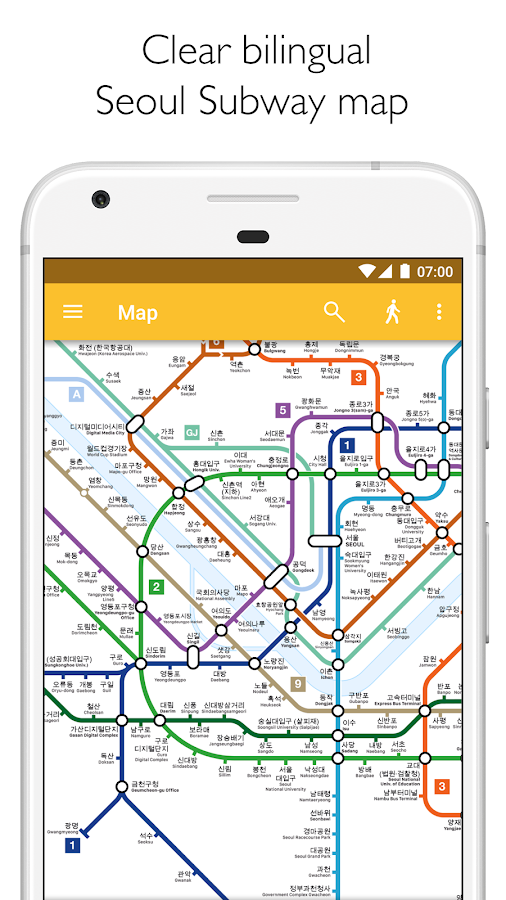 Subway Map Planner.Seoul Subway Metro Map And Route Planner 1 1 0 Apk Download