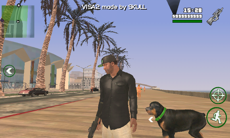 Mods GTA V for GTA San Andreas 1 2 APK Download - Android