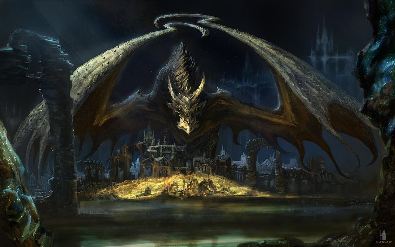 Black Dragon HD Live Wallpaper 15 Screenshot 3