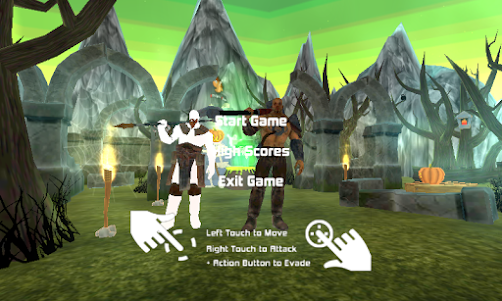Ninja Ghost War 1.0 screenshot 15