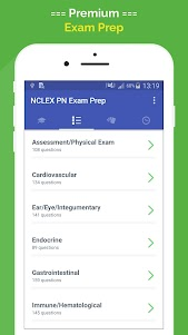 2500 NCLEX PN Questions Exam & Free PN Study Guide 5.6.7 screenshot 3