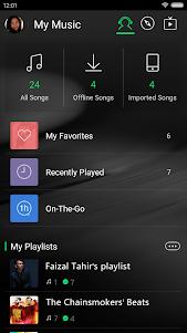 JOOX Music - Free Streaming 4.6.0.1 screenshot 3