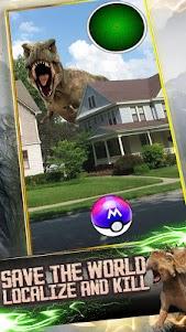 Jurassic GO 2.0 screenshot 3