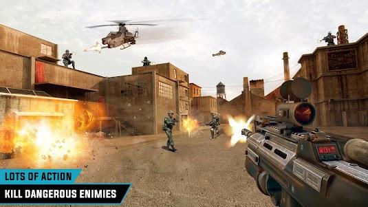 Modern Action Commando Fps : Mountain Sniper Shoot 1.0.1 screenshot 7
