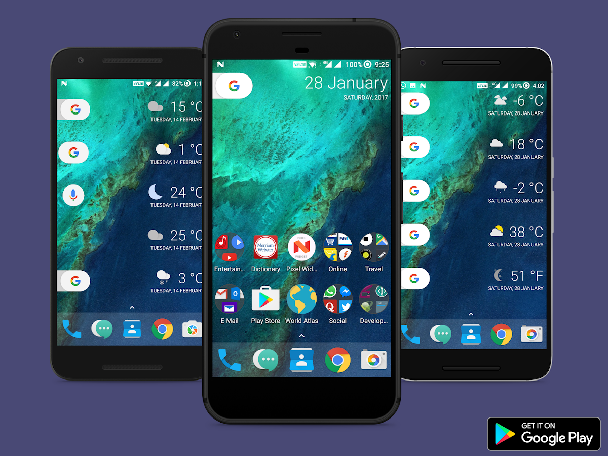 Pixel Widget -The Pill Weather 4 6 5 APK Download - Android