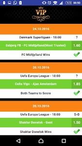 Wed Betting Tips 8.0 screenshot 3