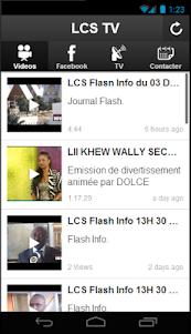 LCS TV 1.3.4.44 screenshot 1