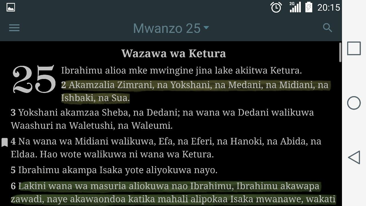 Download Swahili Bible 1 3 Apk Android Books Reference Apps