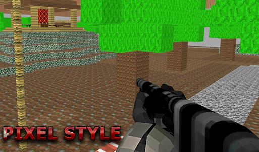 Multicraft Pixel Cs 3 Go 1.9 screenshot 6