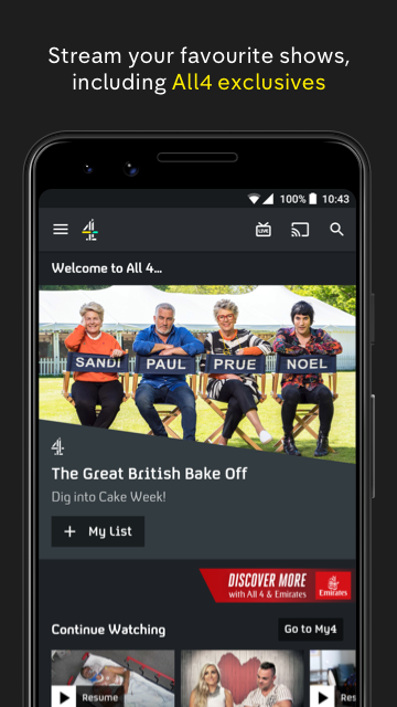 com channel4 ondemand 6 8 1 APK Download - Android cats  Apps