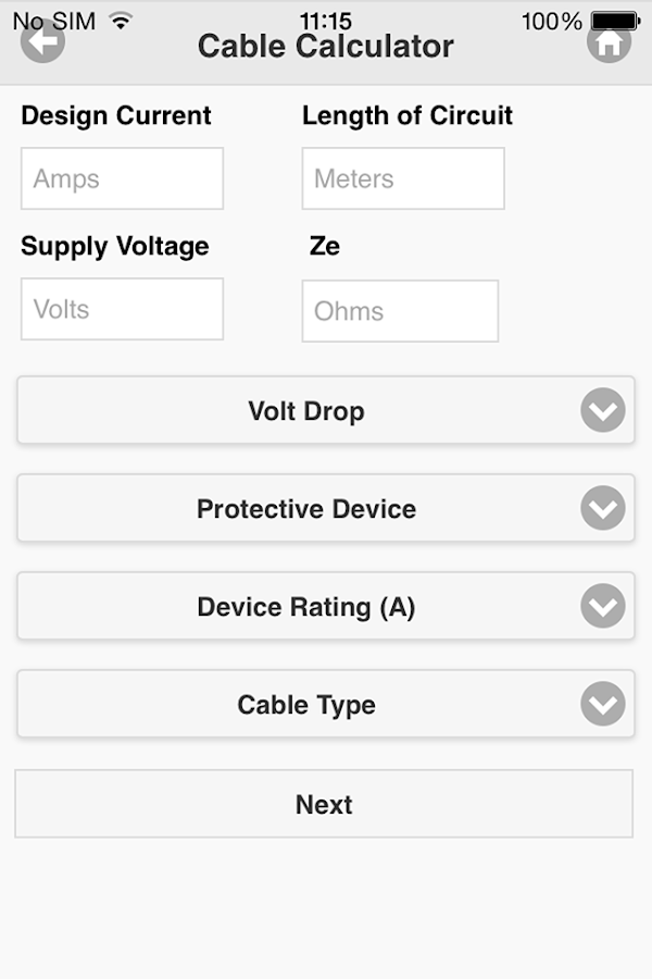 Electrical Tools & Reference 14 APK Download - Android Tools Apps