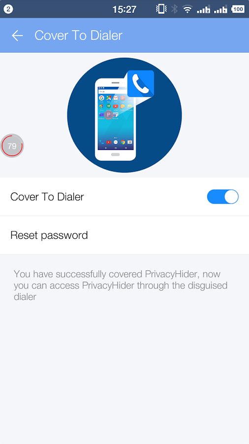 Hide app private dating safe chat - privacyhider