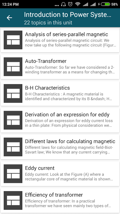 Basic Electrical Engineering 1.7.1 APK Download - Android Education Apps