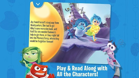 Inside Out Storybook Deluxe 1.3 screenshot 5