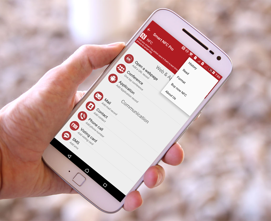 Smart NFC Pro 2 5 APK Download - Android Tools Apps