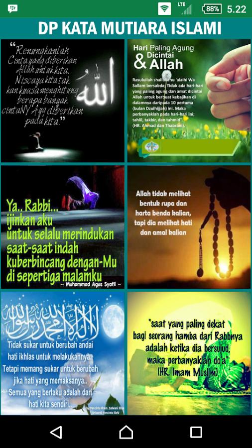 Dp Gambar Kata Mutiara Islami Penuh Makna 12 Apk Download