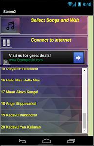 All Songs Old MGR Tamil 2.0 screenshot 2