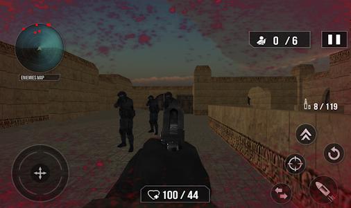 5 Star Commander - FPS Shooter 1.0 screenshot 11
