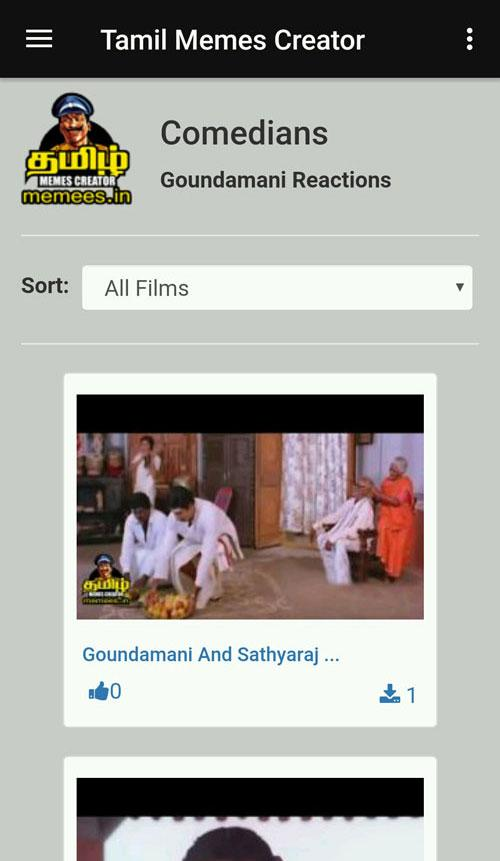 tamil memes creator 2 0 apk download android entertainment apps