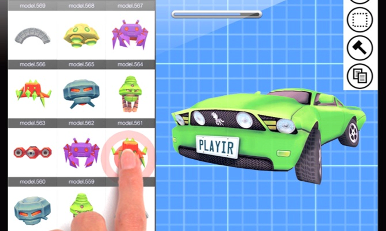 Playir: Game & App Creator 2 5 4 APK Download - Android Productivity