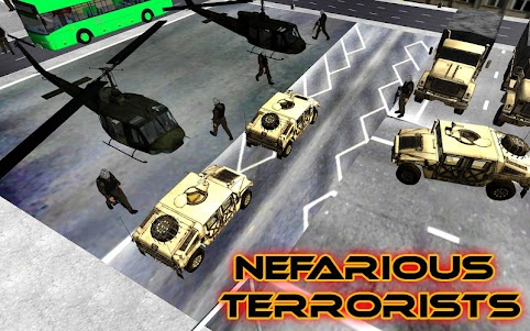 Shoot Hunter 3D: Commando Missions Hostage Rescue 1.3 screenshot 12