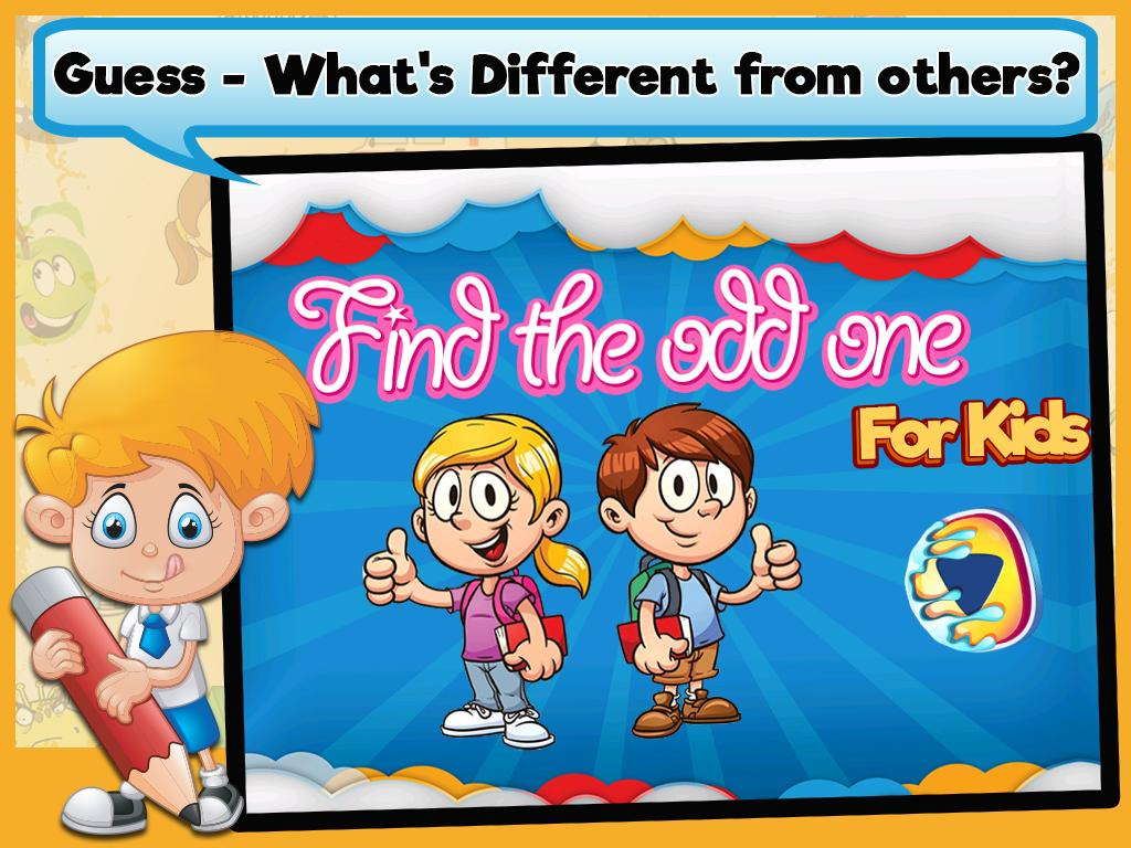 find odd one out game for kids 1 0 screenshot 11