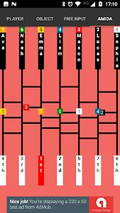 Amida-Lottery-123 2.0 screenshot 1