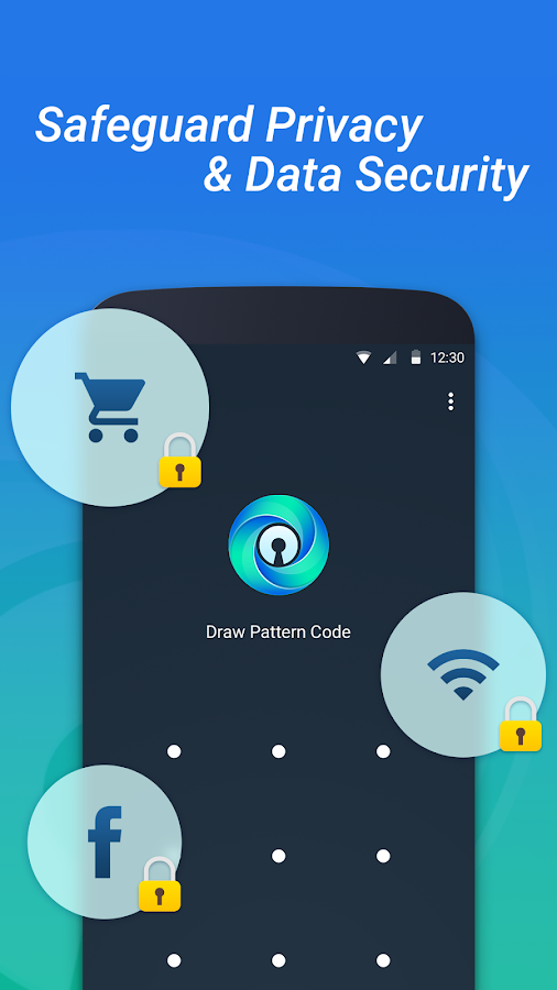 IObit Applock: Face Lock & Fingerprint Lock 2018 2 5 0 APK