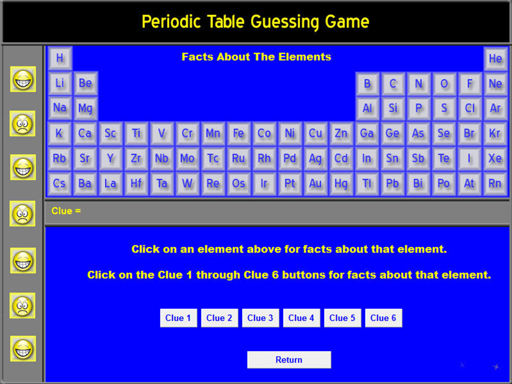 Chemistry periodic table game 3 apk download android educational games chemistry periodic table game 3 screenshot 3 urtaz Choice Image