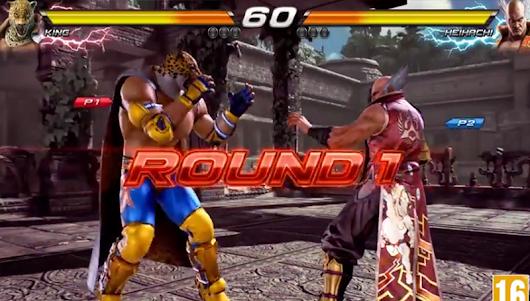 Hints Tekken 7 1.0 screenshot 4