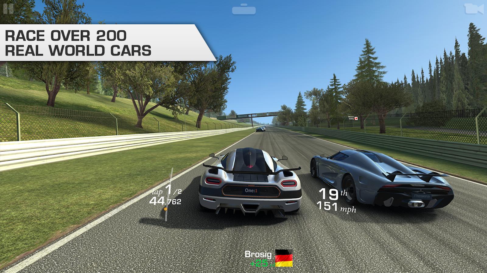 Real racing 3 7 3 6 screenshot 1