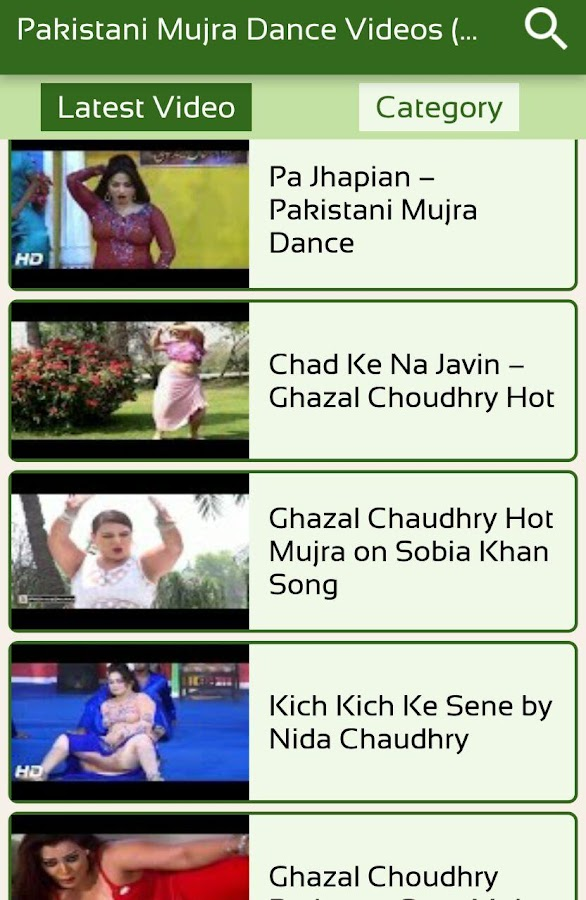 Pakistani Mujra Dance Videos (Desi Stage Show) 1 0 APK Download