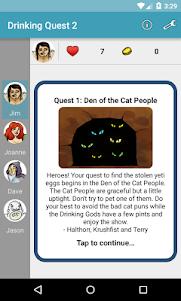 Drinking Quest 2 1.0.3 screenshot 4
