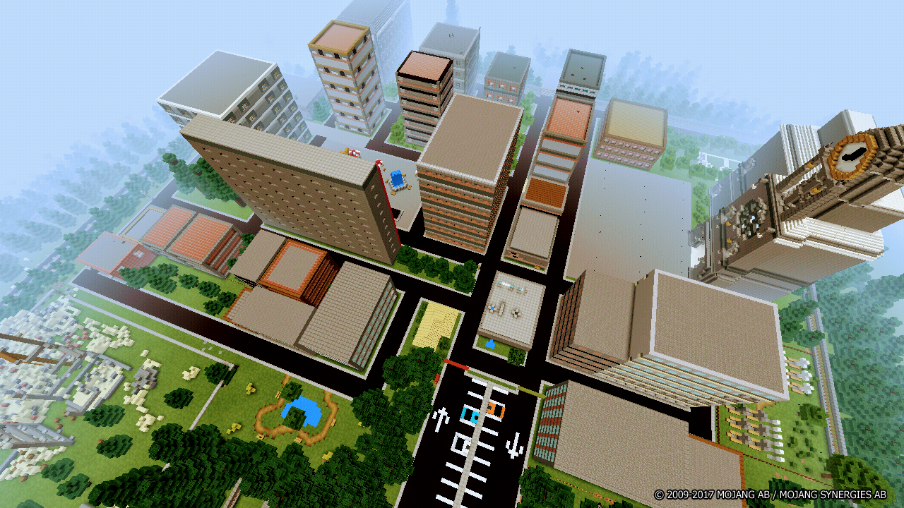 Chernobyl City Map for Minecraft PE 103 a  APK Download