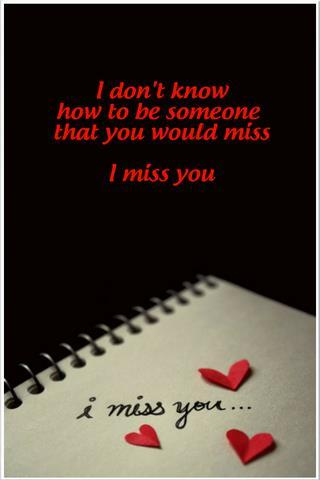 I miss you greeting card 13 apk download android entertainment apps i miss you greeting card 13 screenshot 2 m4hsunfo