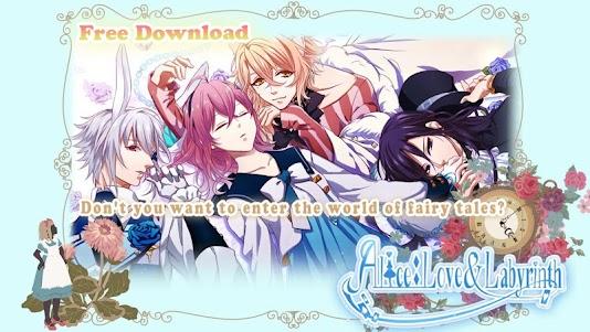 DatingSim-Alice:Love&Labyrinth 1.0.4 screenshot 11