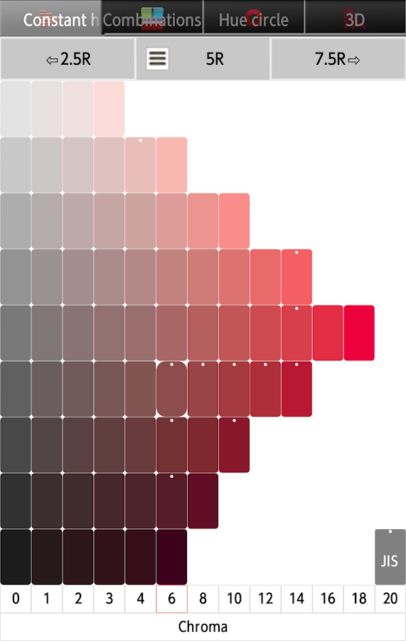 Munsell Color Chart 1011 Apk Download Android Tools Apps