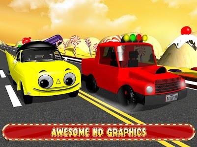 Kids Traffic Racer Game 1.1.1 screenshot 5