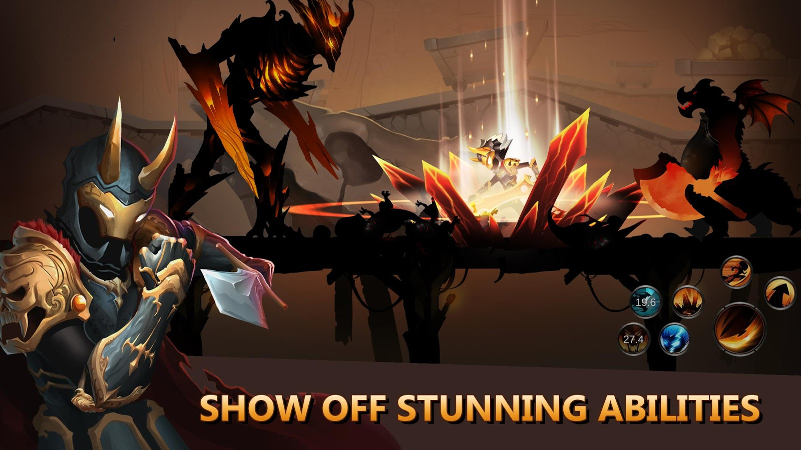 Stickman Legends: Shadow War Offline Fighting Game 2 4 27