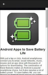 Clean Master Battery Saver 2.3 screenshot 2